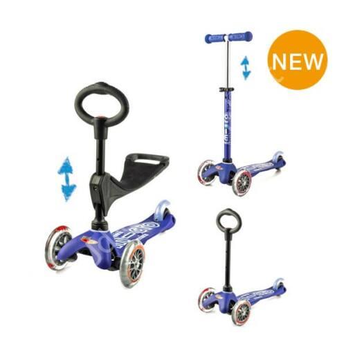 3in1 Mini Micro Deluxe roller, kék