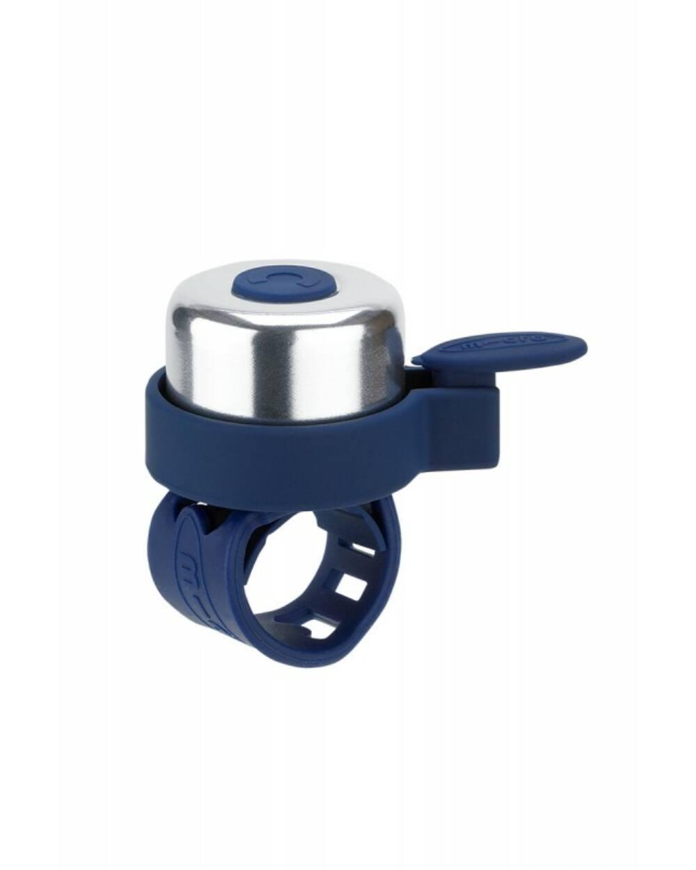 Micro roller csengő, sötétkék