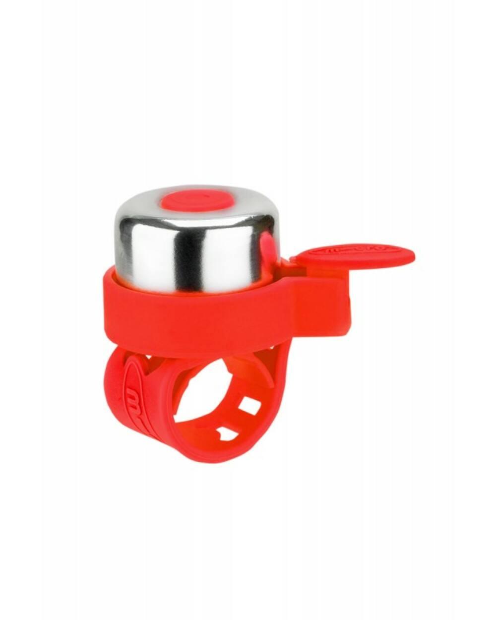 Micro roller csengő, piros