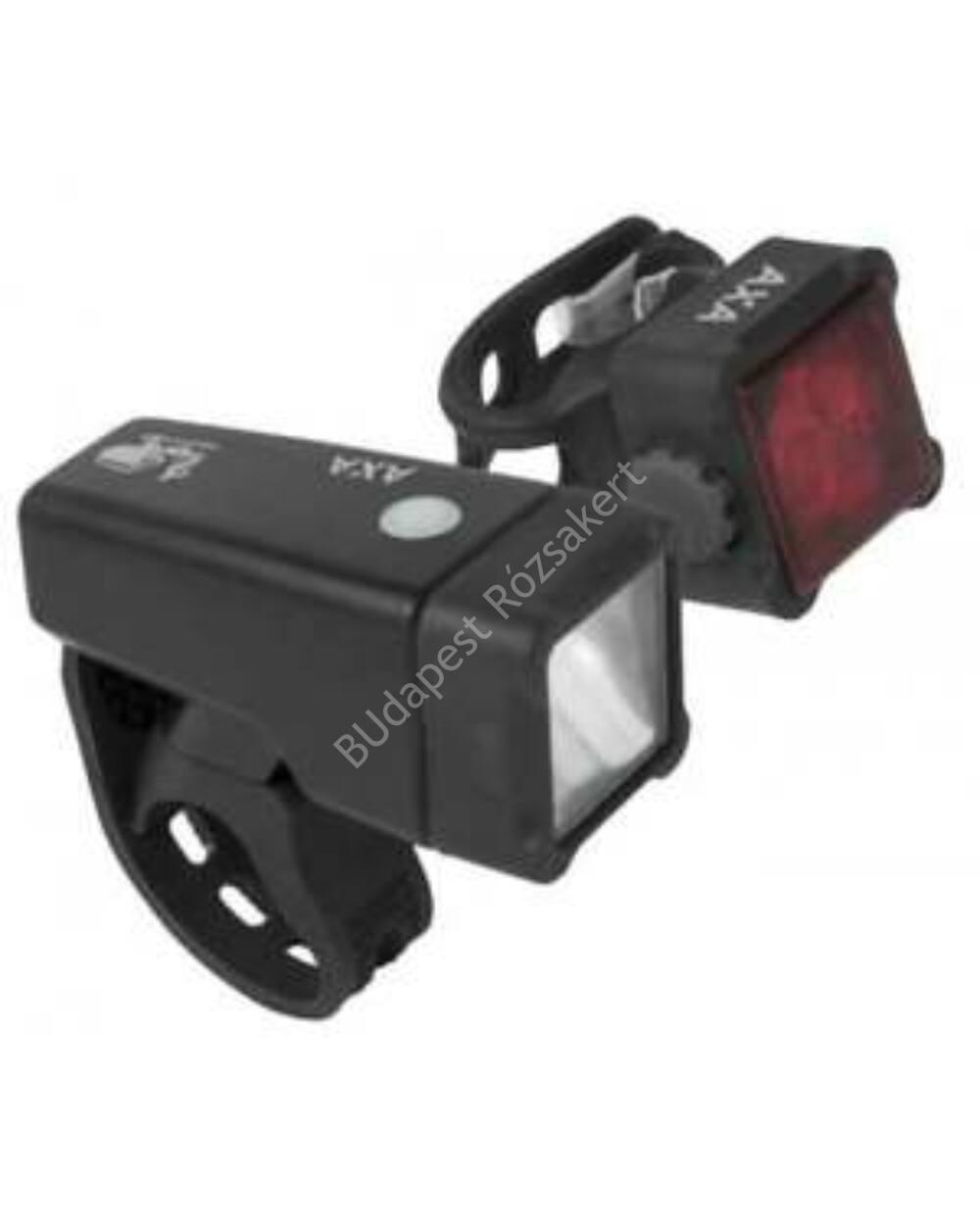 AXA Niteline T4-R tölthető lámpa szett