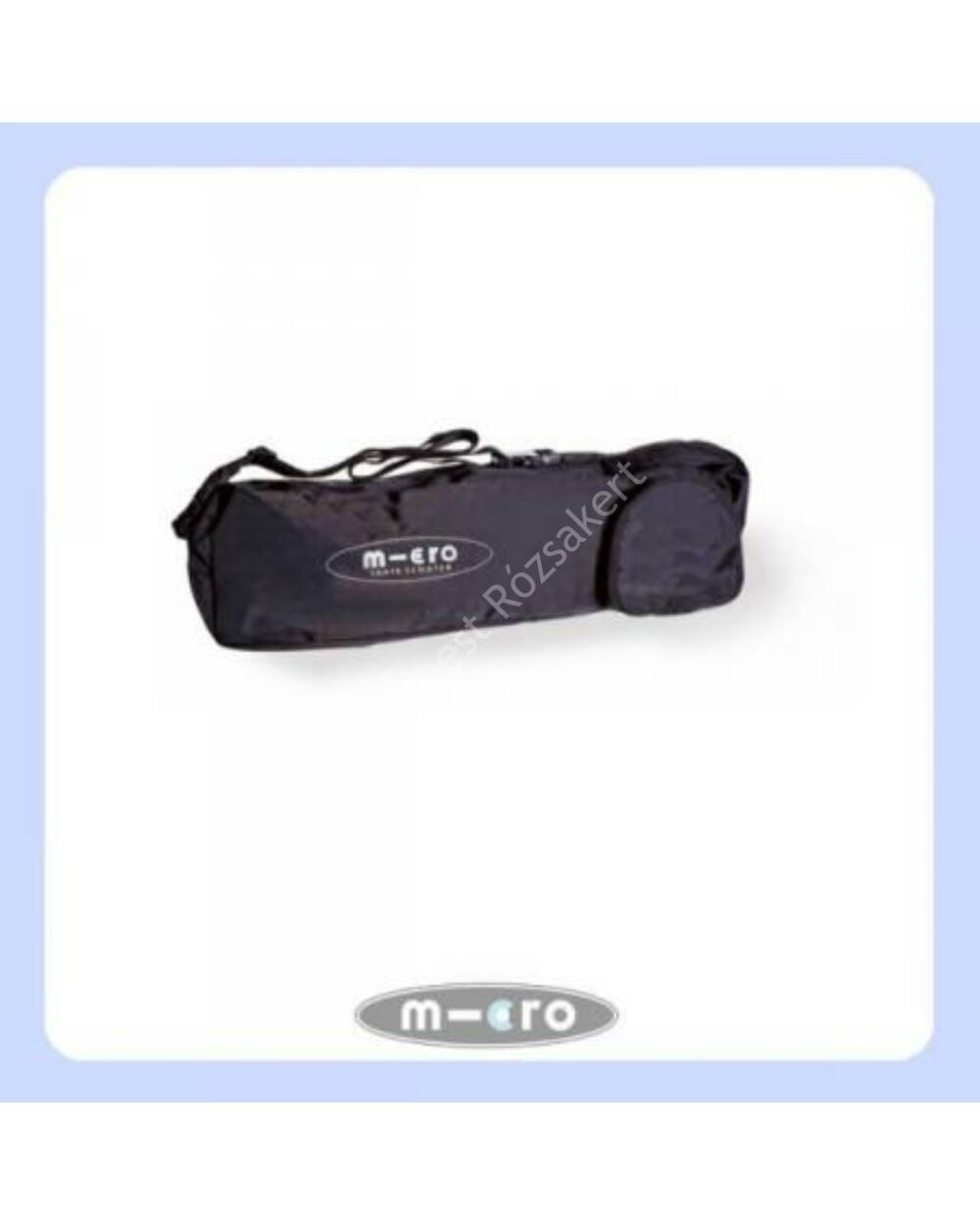 Micro Bag in bag rollertáska, fekete