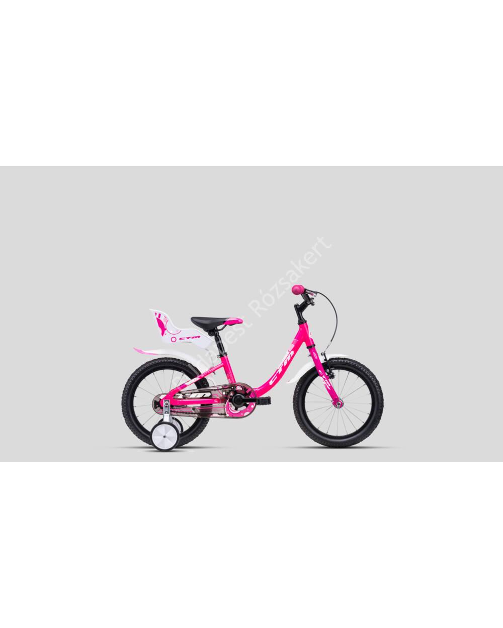 "CTM 16"" Marry ALU pink, 8 kg"