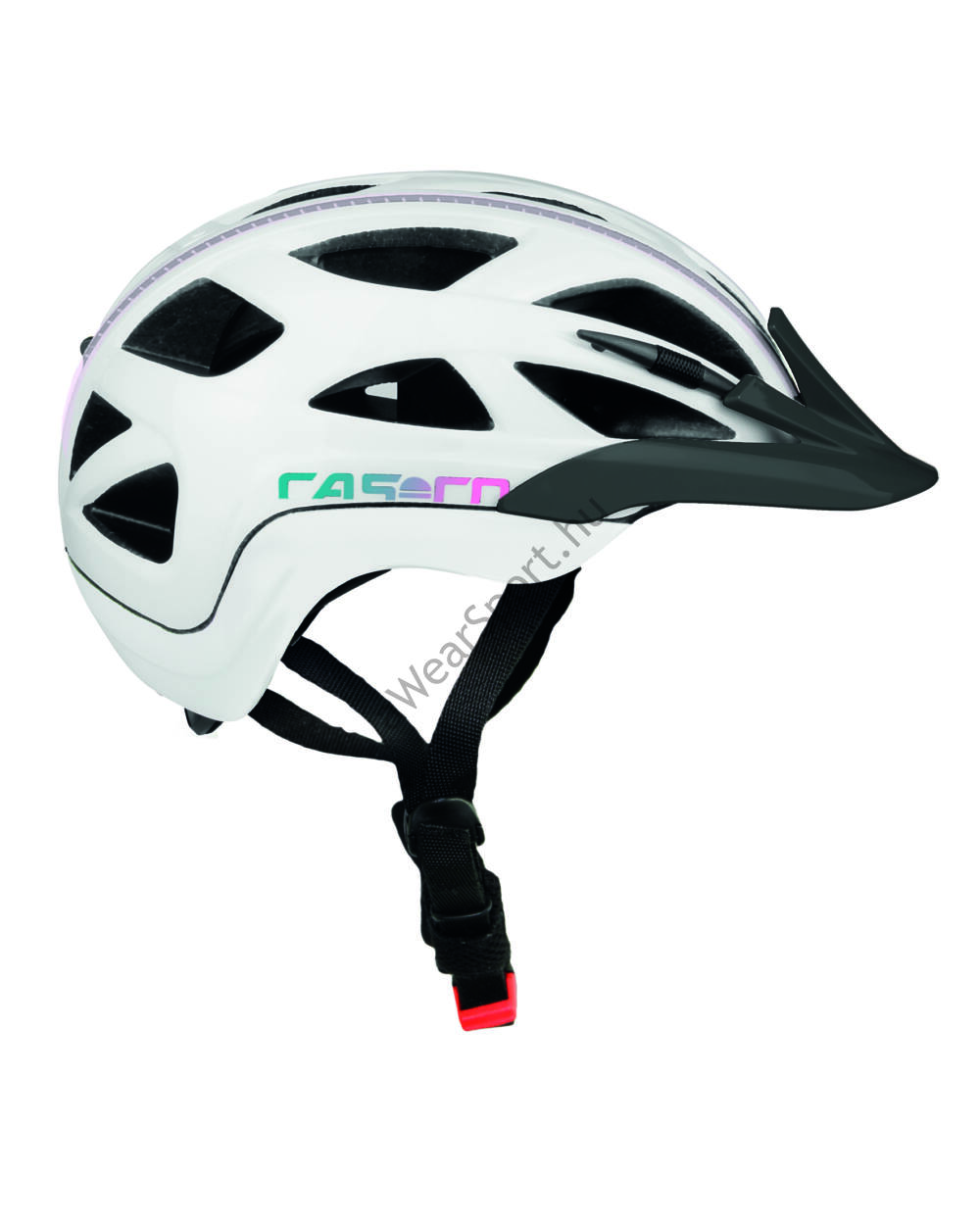 Casco Activ 2 Lady white-blue bukósisak, 56-58 cm