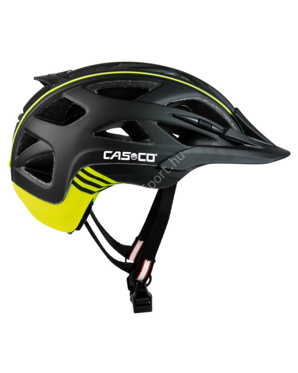 Casco Activ 2 black-neon bukósisak, 56-58 cm