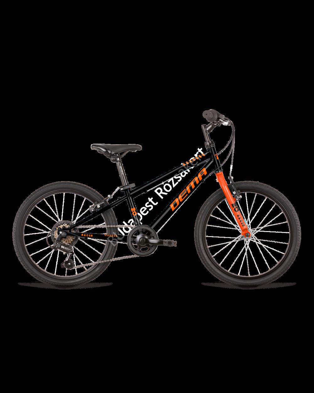 """Dema 20"""" ALU 7S Racer orange kerékpár, 11.1 kg"""