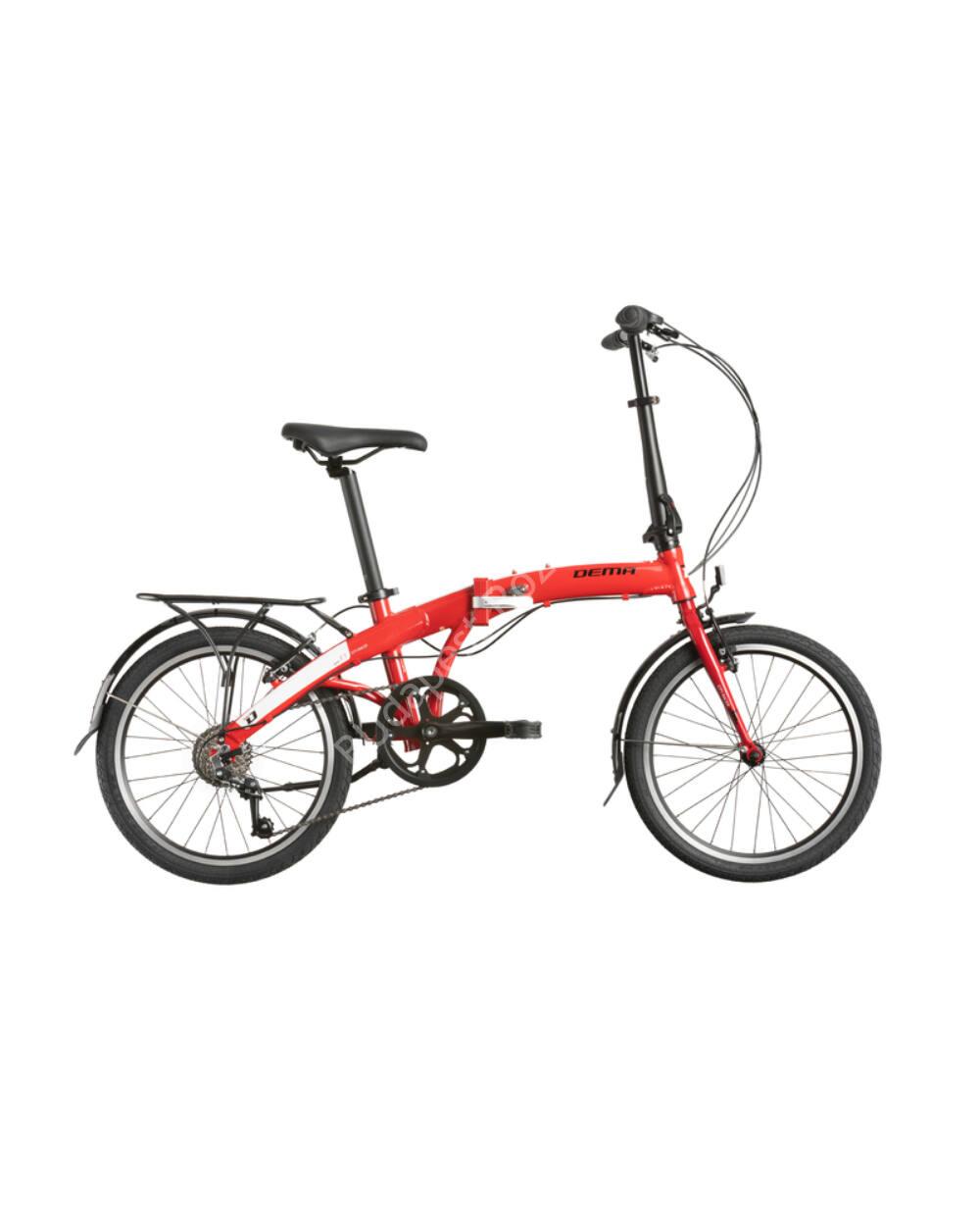 Dema Oxxy F7 red összecsukható kerékpár, 13.3 kg