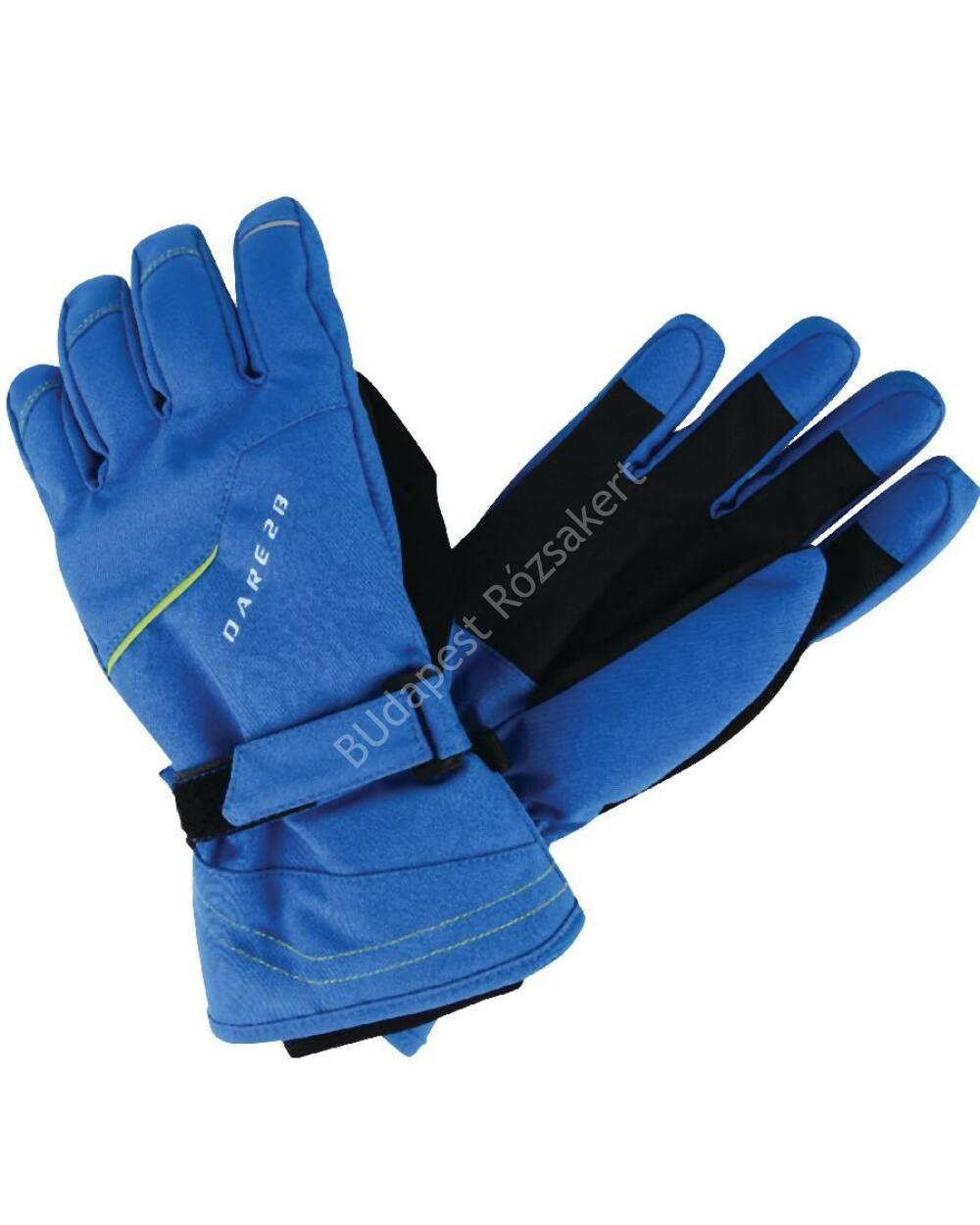 Dare2b Handful gyerek síkesztyű, athletic blue, 4-5 éves