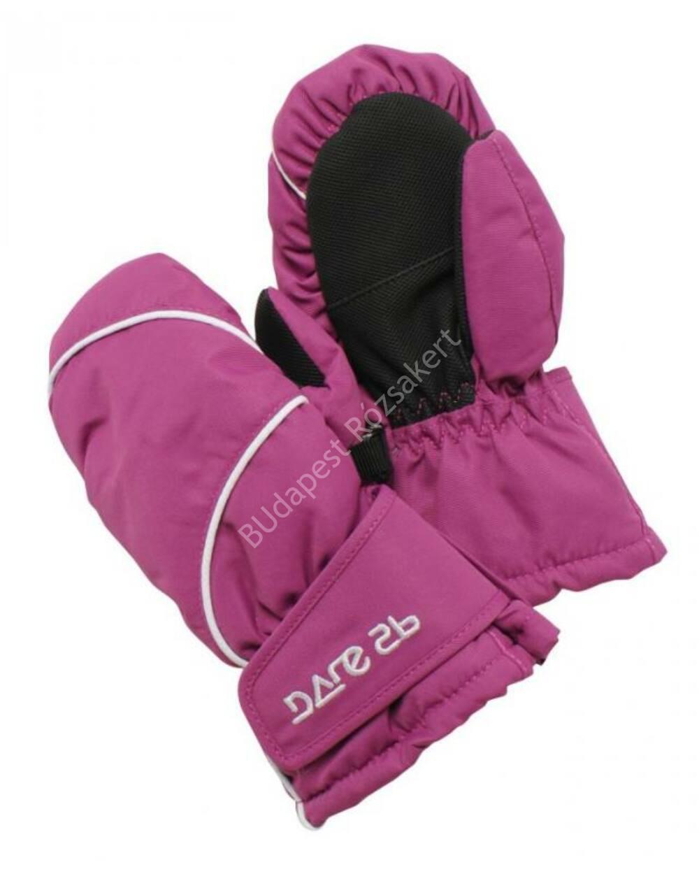Dare2b Snowoff II lány egyujjas síkesztyű, lila, 2-3 éves