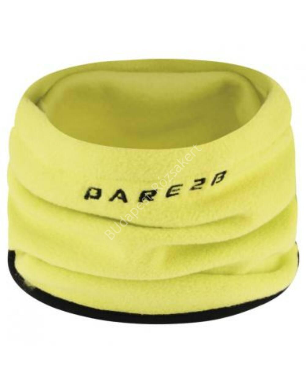 Dare2b Ringleader gyermek polár csősál, neonsárga