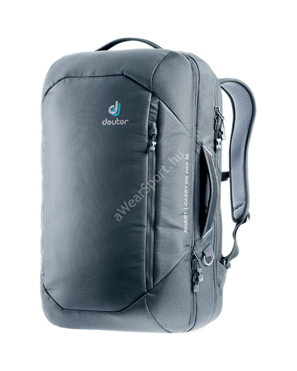 Deuter Aviant Carry On Pro 36 black utazótáska