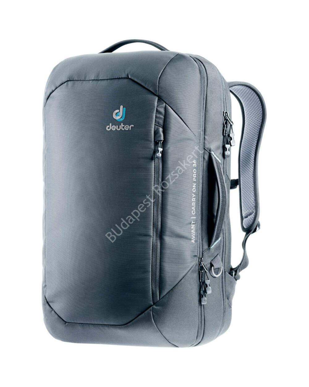 Deuter Aviant Carry On Pro 36 black utazótáska