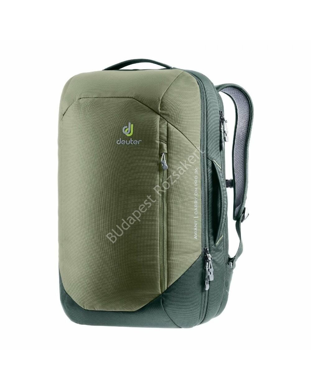 Deuter Aviant Carry On Pro 36 khaki-ivy utazótáska