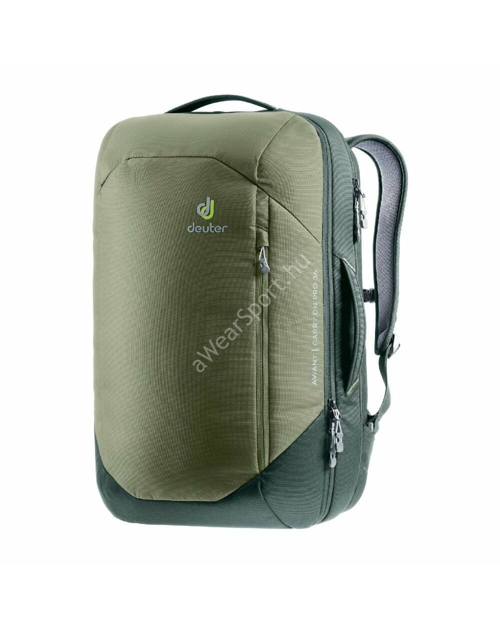 Deuter Aviant Carry On Pro 36 khaki-ivy utazótáska