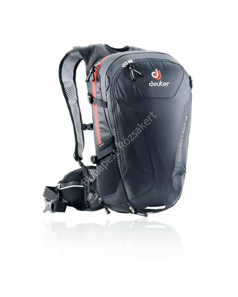 Deuter Compact Exp 16 hátizsák, fekete