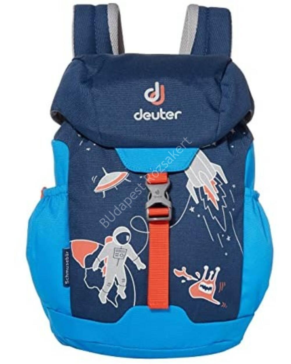 Deuter Schmusebar midnight-coolblue gyerek hátizsák, 8 literes