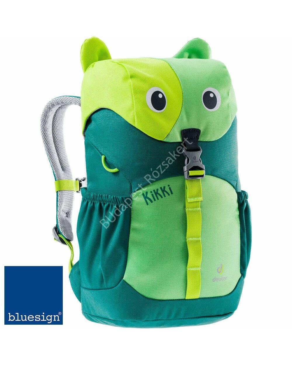 Deuter Kikki gyerek hátizsák 8L, avocado-alpinegreen