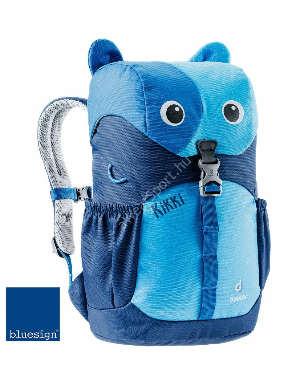 Deuter Kikki gyerek hátizsák 8L, coolblue-midnight