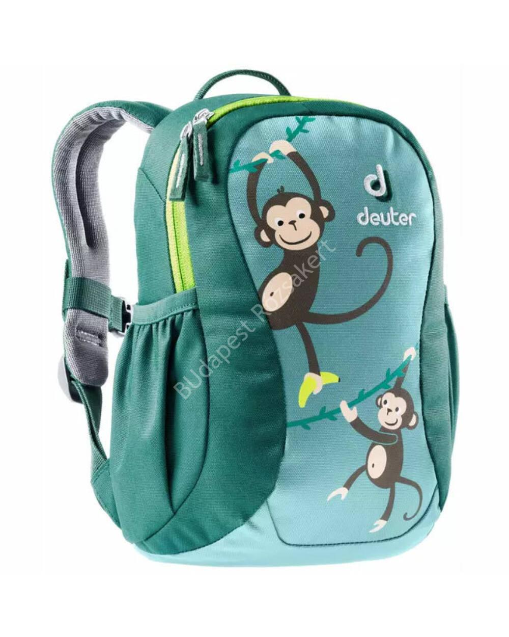 Deuter Pico dustblue-alpinegreen gyerek hátizsák 5L