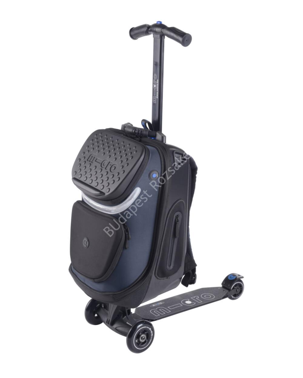 Micro Kickpack roller hátizsákkal
