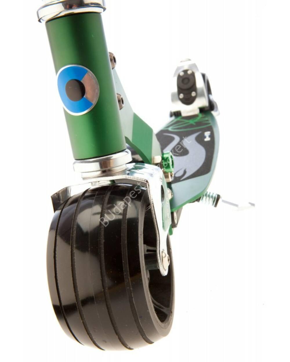 Micro Rocket roller, zöld