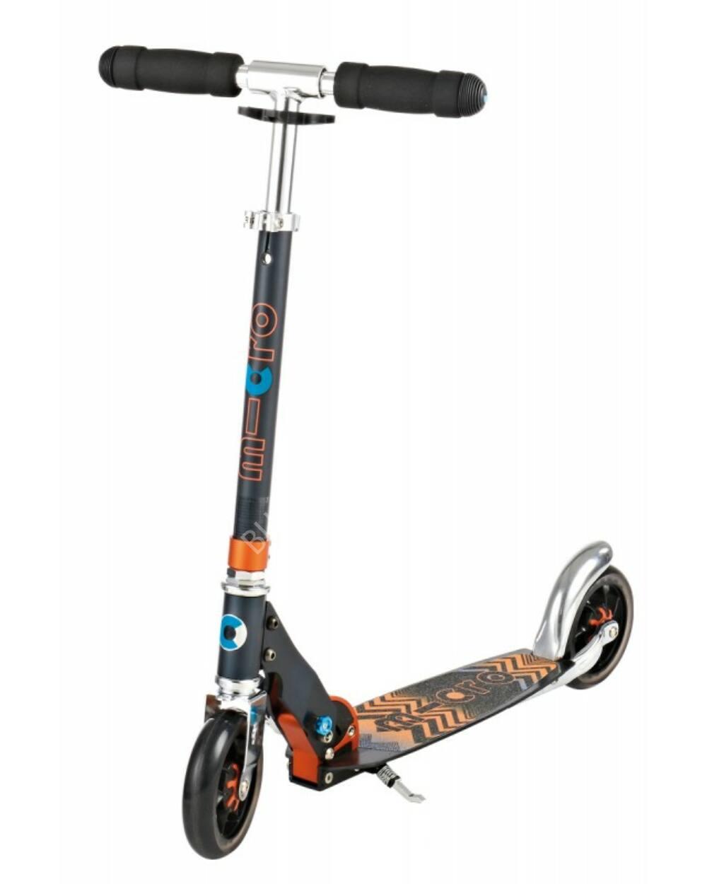 Micro Speed+ roller, fekete-narancs