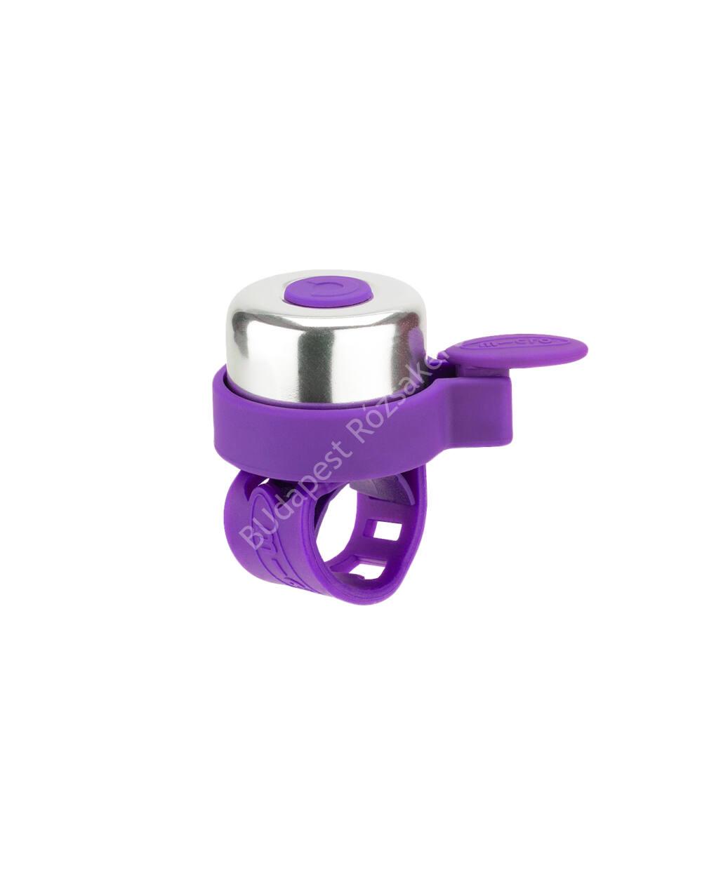 Micro roller csengő, lila