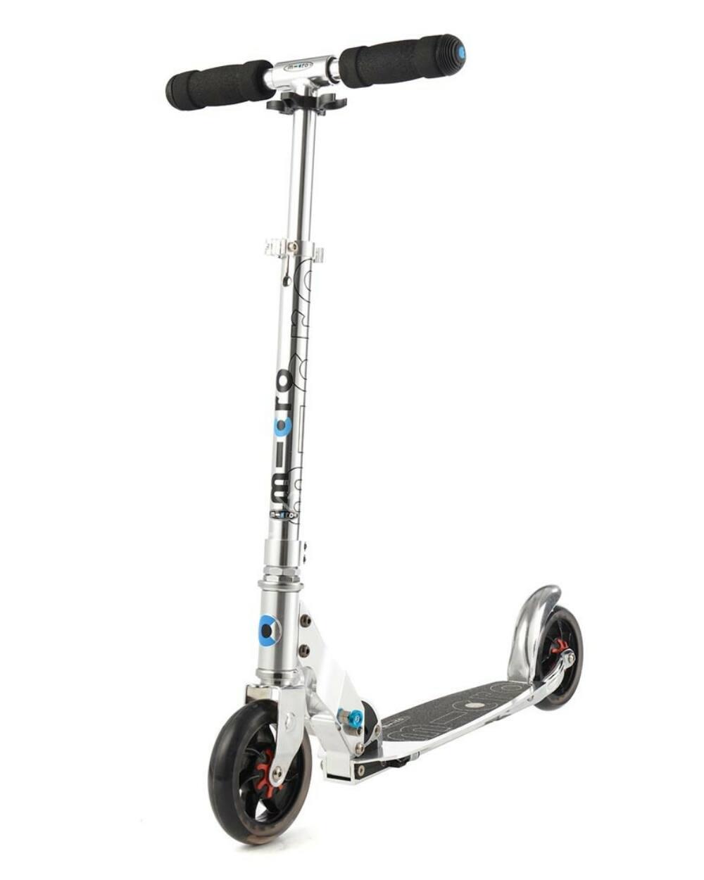 Micro Speed+ roller, ezüst