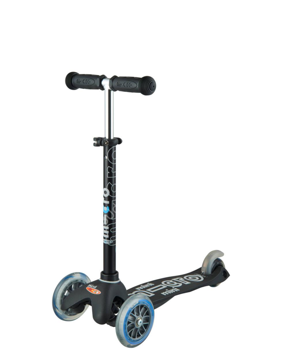 Mini Micro Deluxe roller, fekete