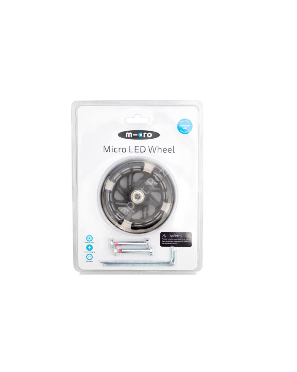 Maxi Micro LED kerékszett