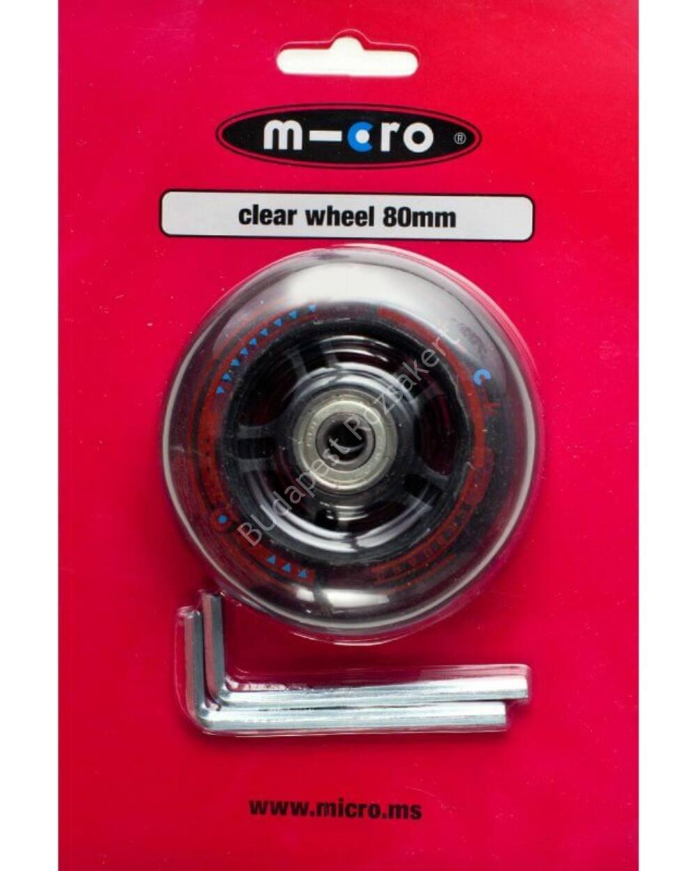 Maxi Micro roller hátsó kerék szett