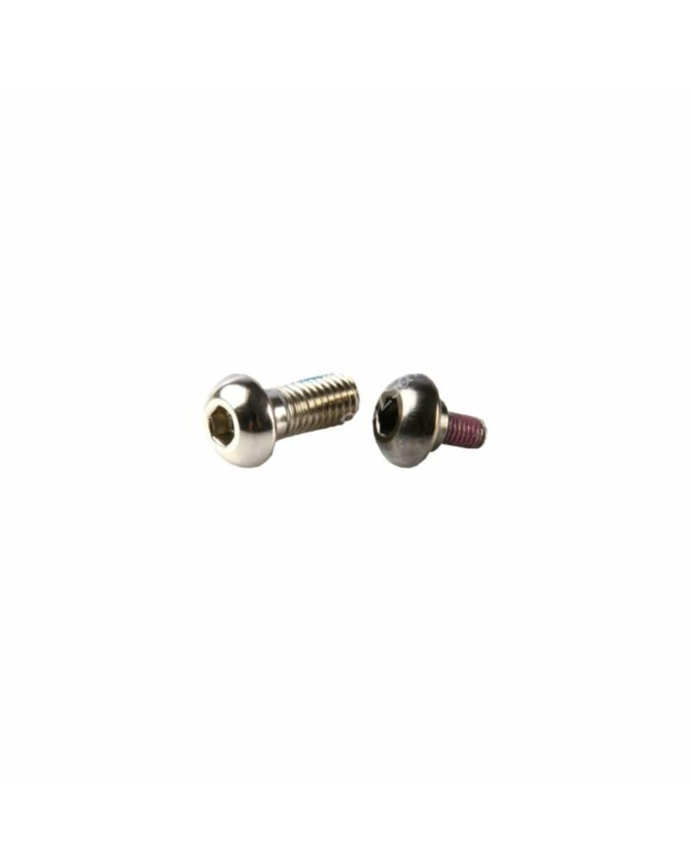 1031- Micro tengely csavarral, 19 mm