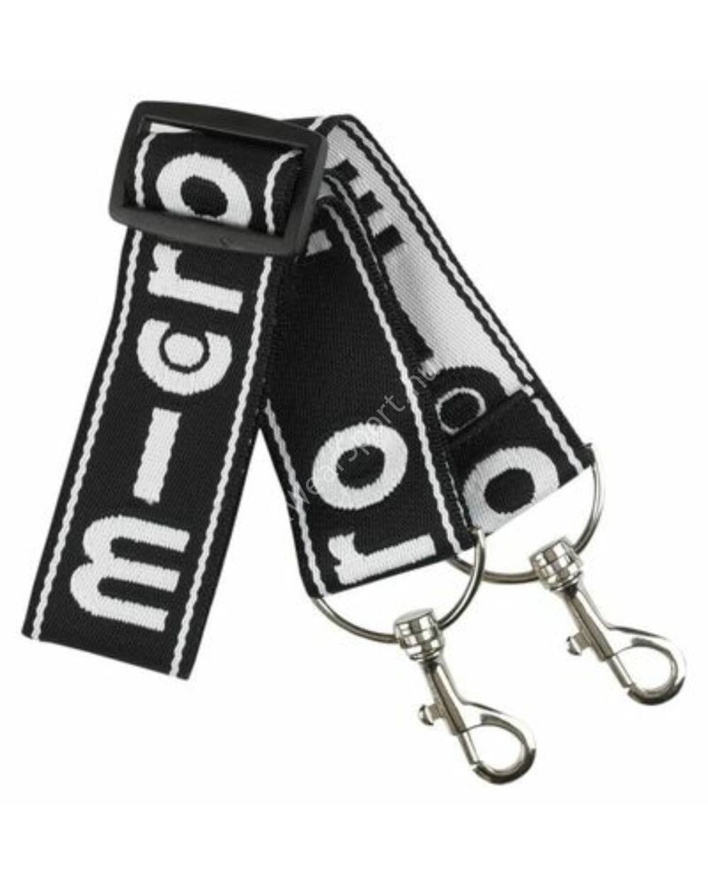 Micro vállpánt Sprite, Speed+, White/Black, Flex rollerekhez