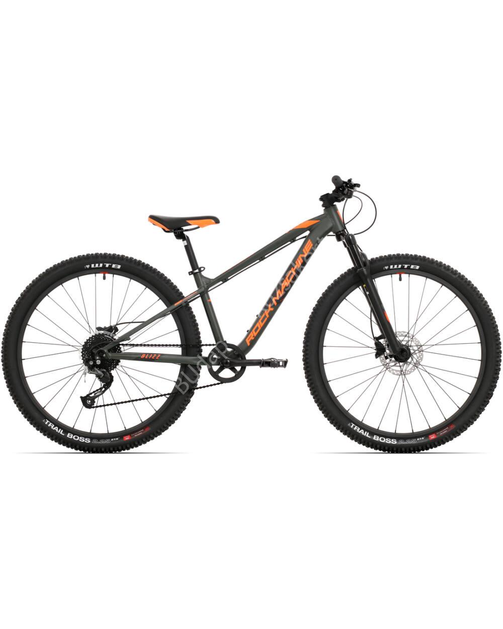 Rock Machine Blizz 27,5 MD mat khaki orange kerékpár, 135-155 cm,  12.9 kg