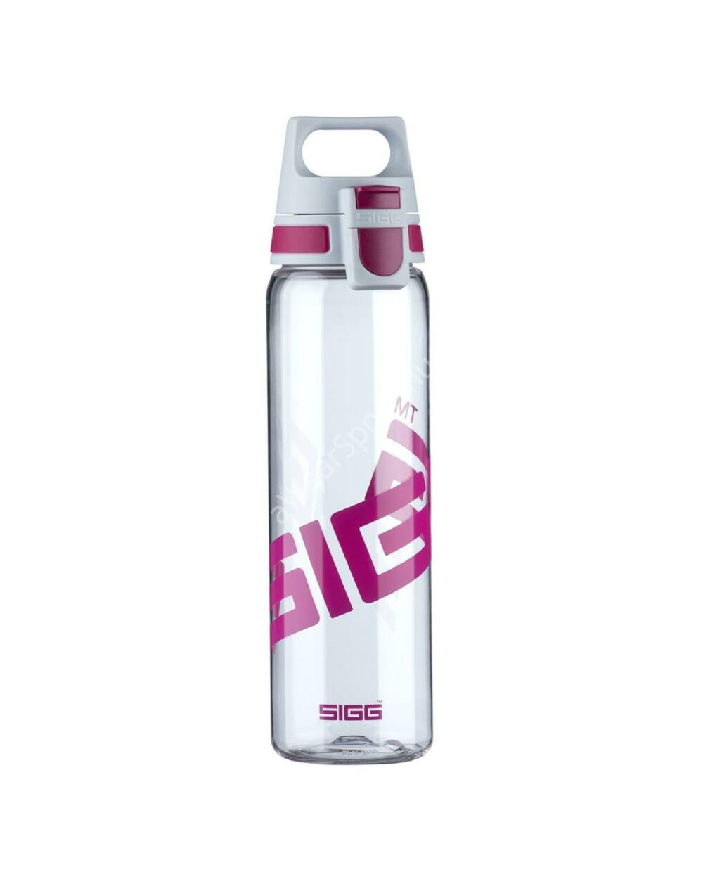 Sigg Total Clear One BPA-mentes kulacs, 0,75L, berry