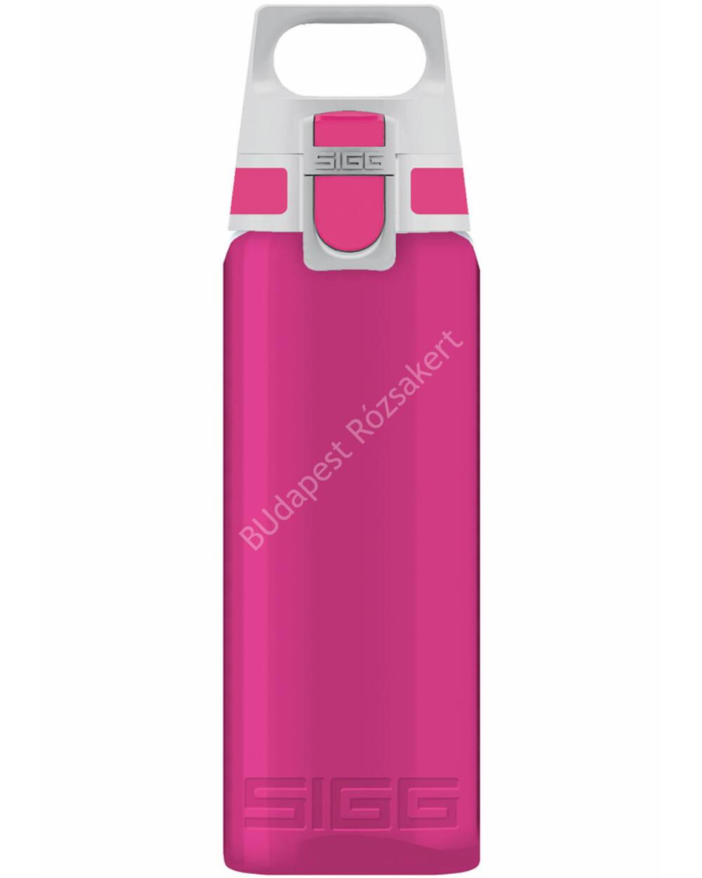 Sigg Total Color BPA-mentes kulacs, 0,6L, berry