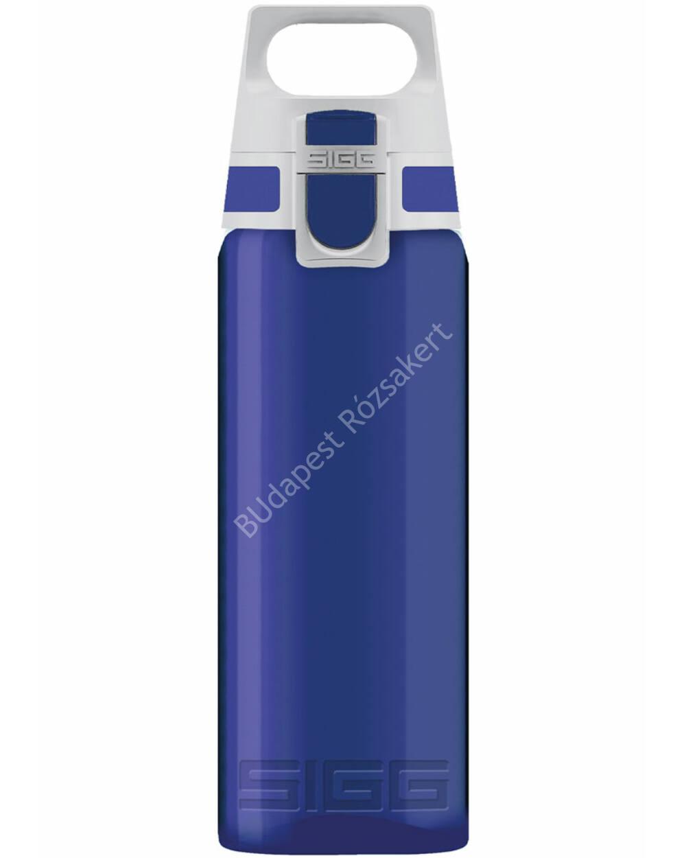 Sigg Total Color BPA-mentes kulacs, 0,6L, kék