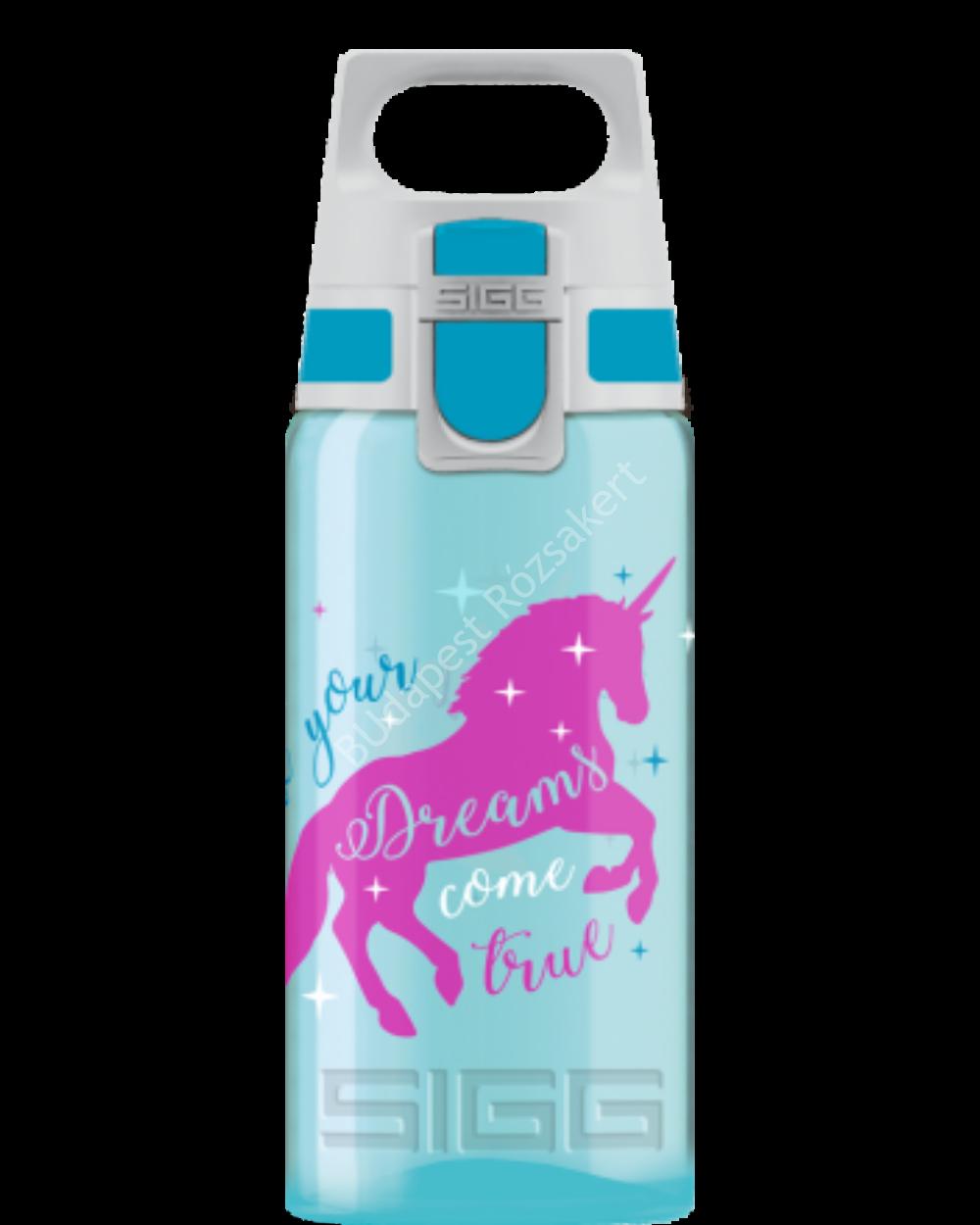 Sigg Viva One Unicorn BPA-mentes gyerek kulacs 0,5L, unikornis