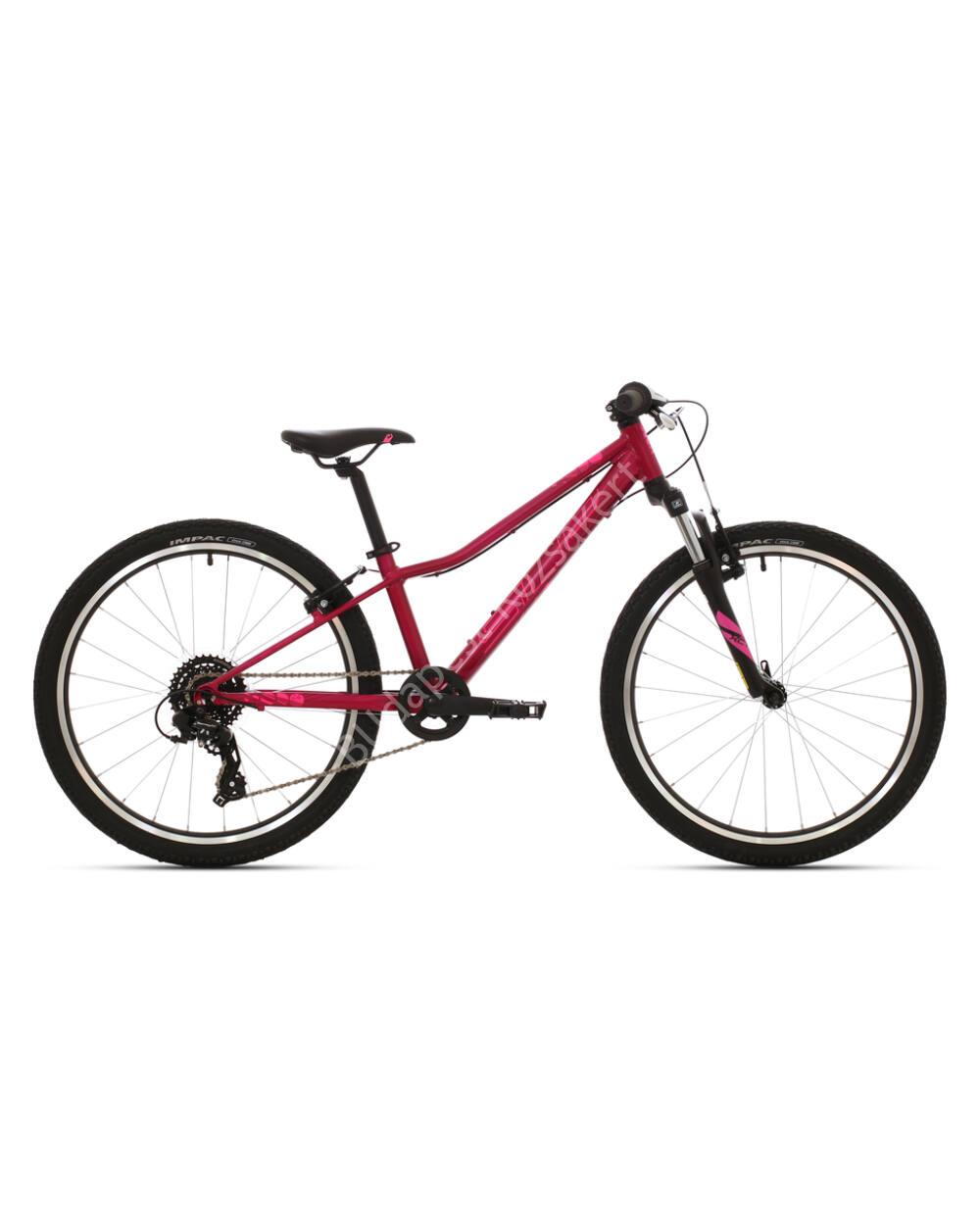 """Superior Modo XC 24"""" matt lila-pink kerékpár, 11.5 kg"""