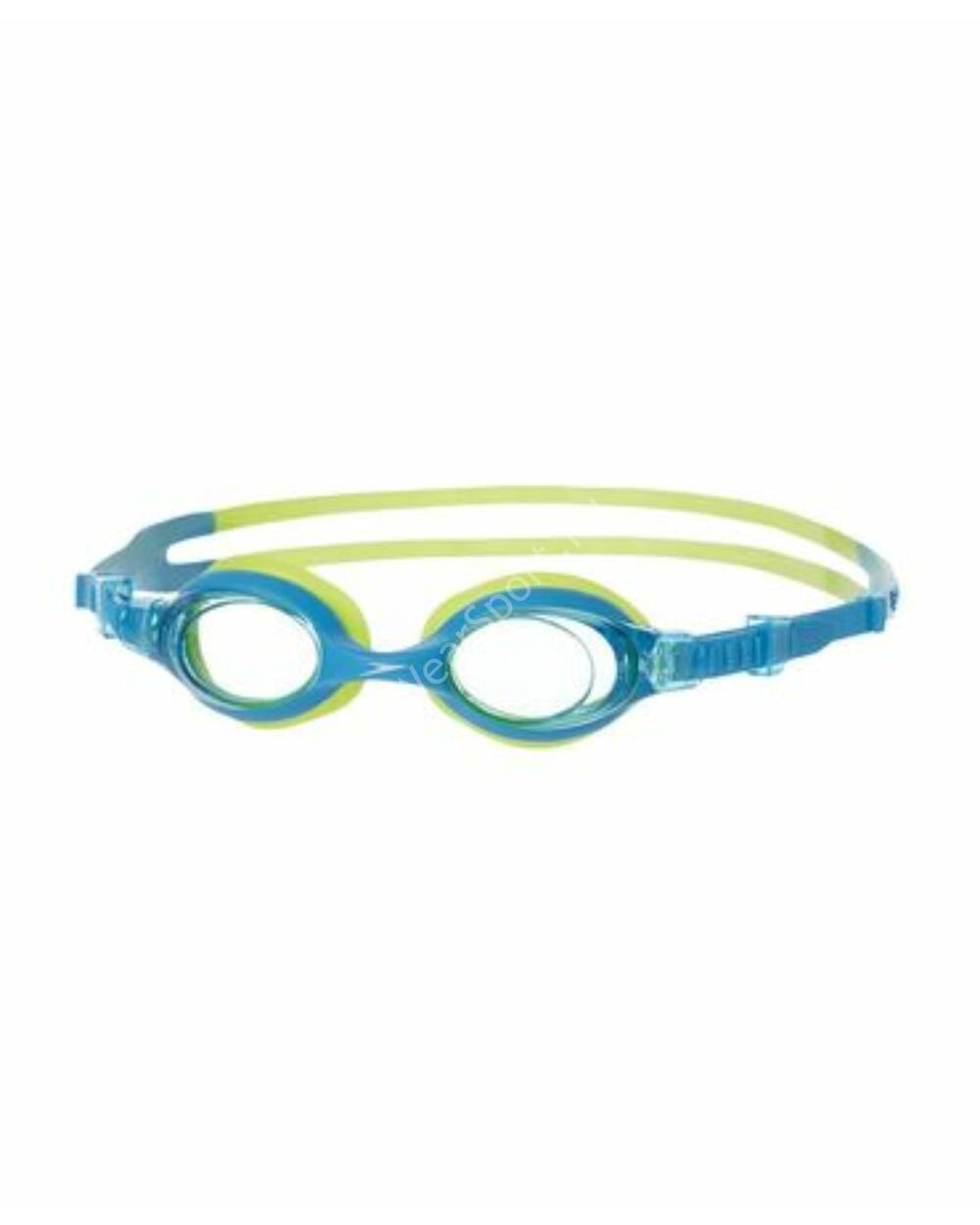 Speedo seasquad skoogle gyermek úszószemüveg 2-6 éves korig, kék-zöld