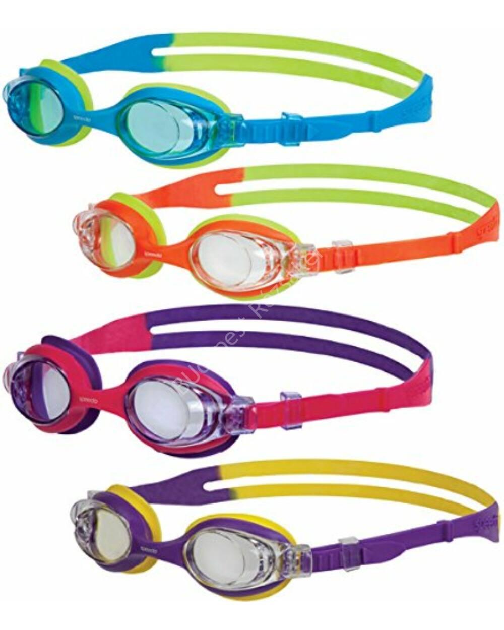 Speedo seasquad skoogle gyermek úszószemüveg 2-6 éves korig, pink-lila