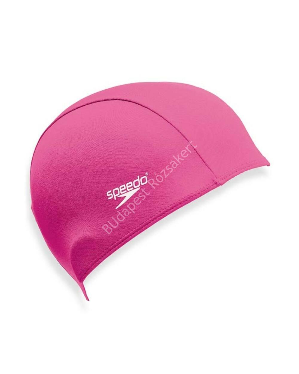 Speedo junior poliészter úszósapka, pink