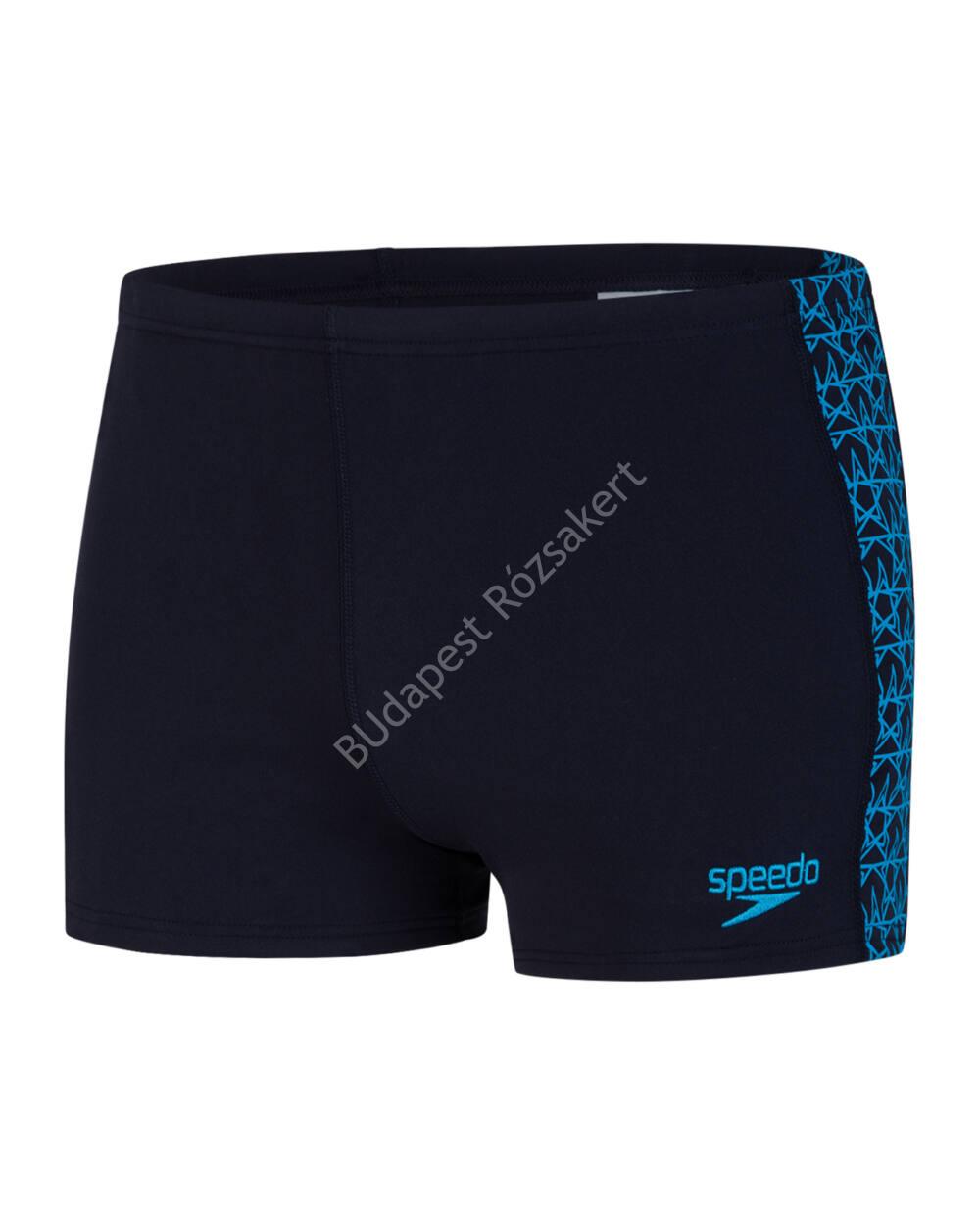 Speedo Boomstar SPL Endurance+ fürdőnadrág, sötétkék, 90cm derékbőség, 36