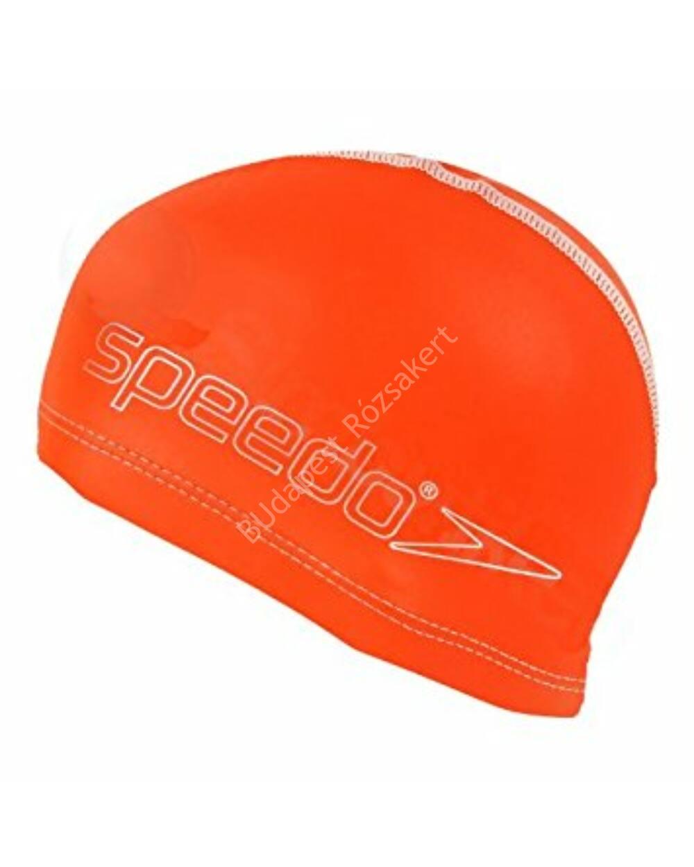 Speedo Pace Cap úszósapka, narancssárga