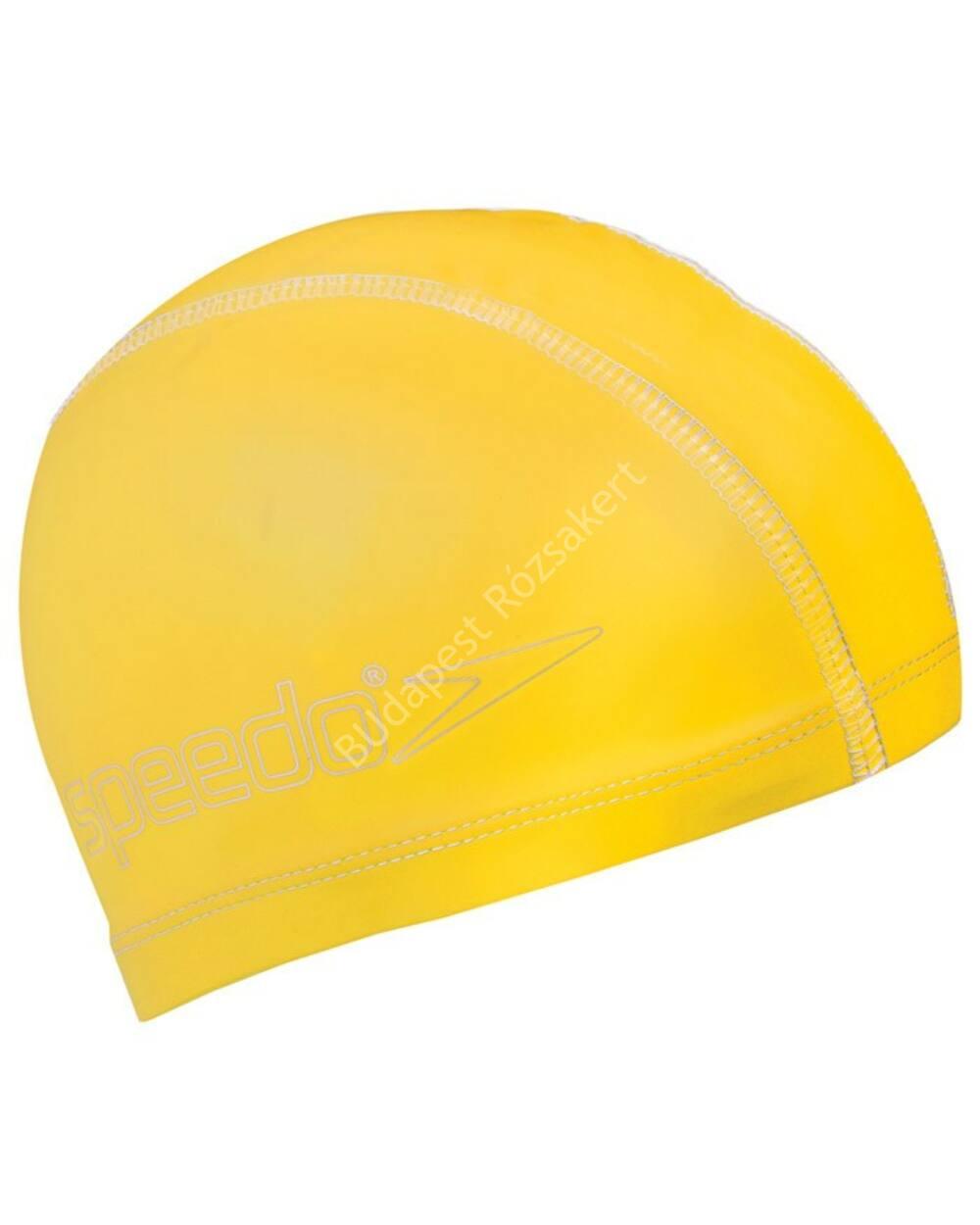 Speedo  Junior Pace Cap úszósapka, sárga