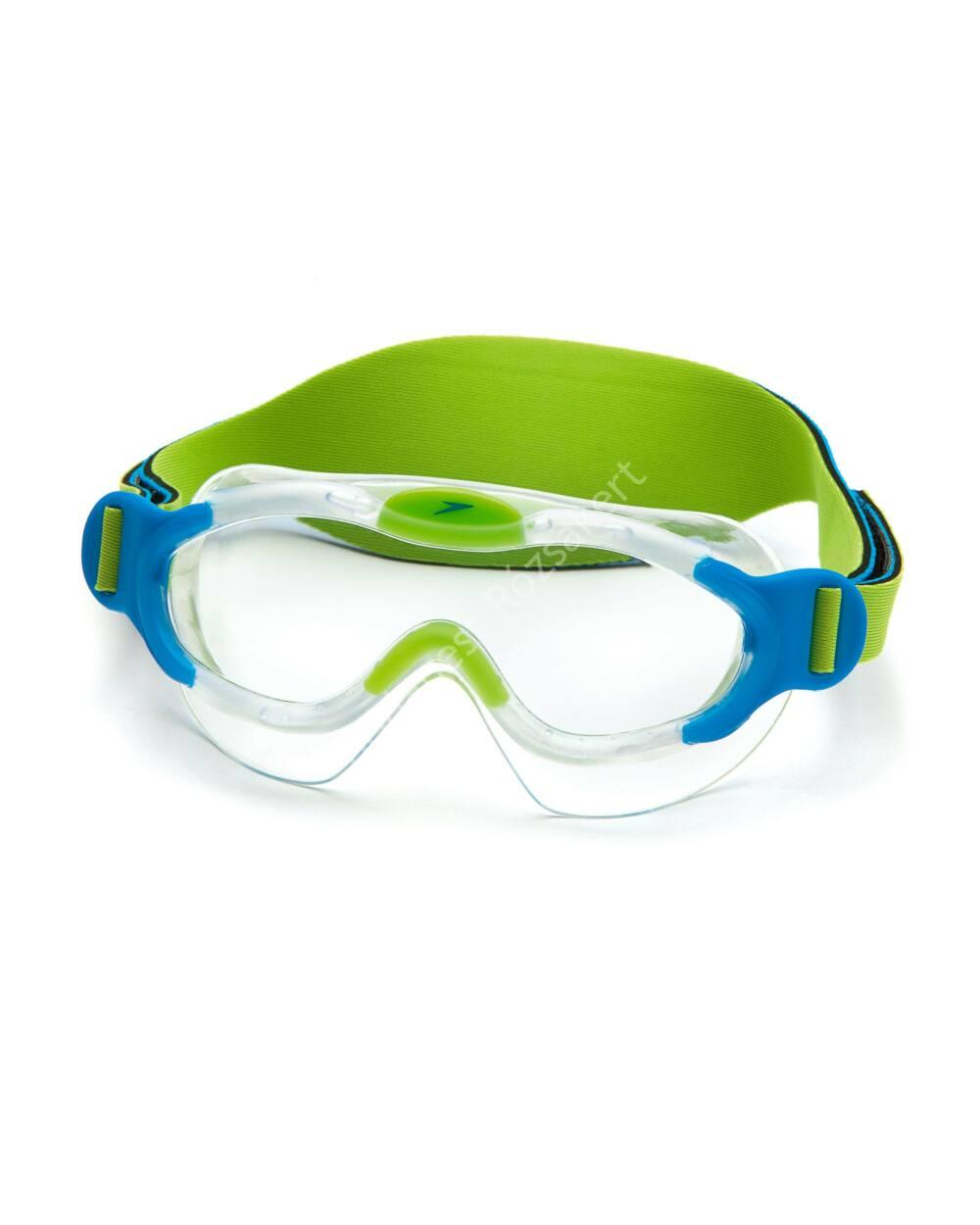 Speedo sea squad mask 2-6 éves korig, kék