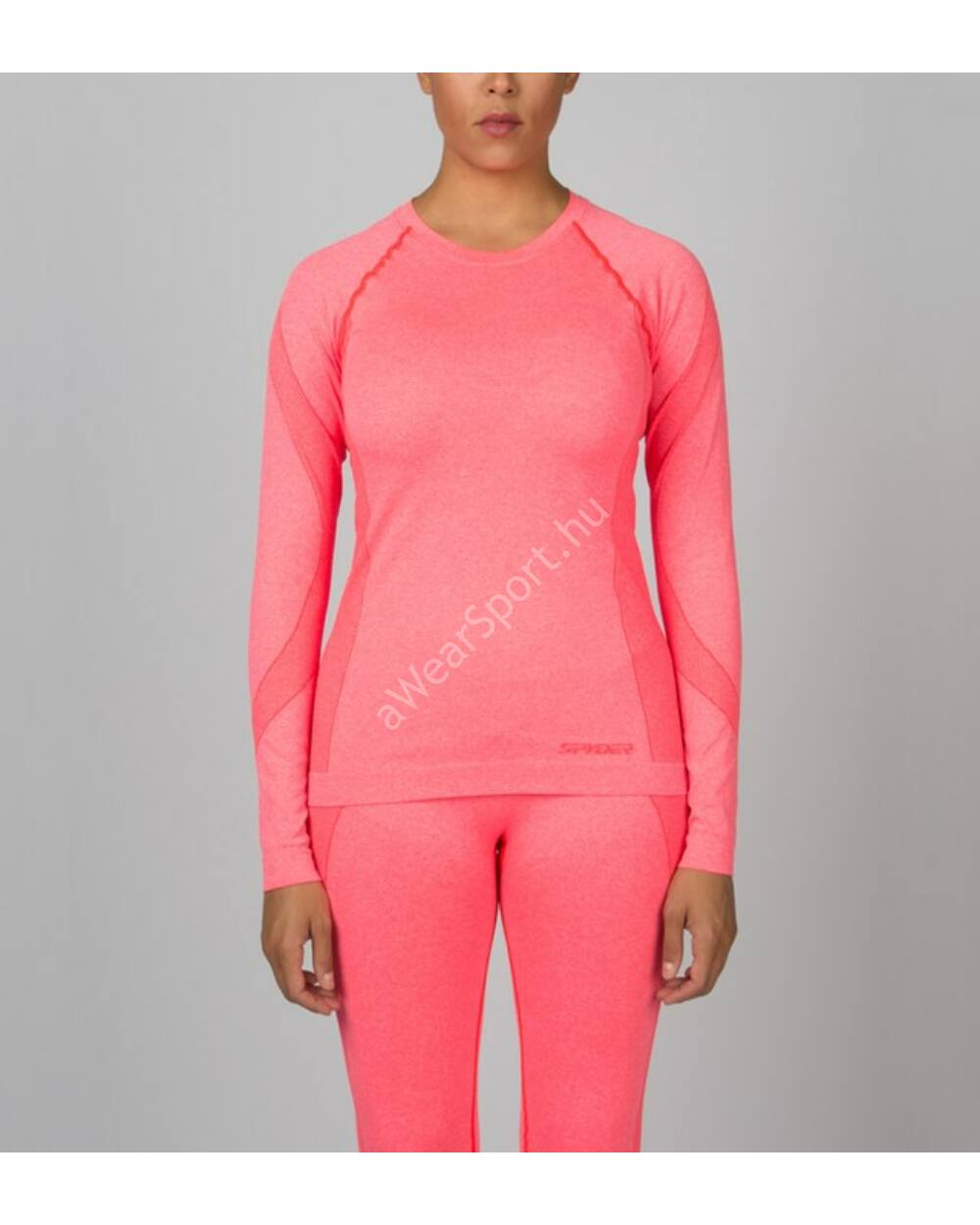 Spyder Runner női aláöltöző nadrág, pink