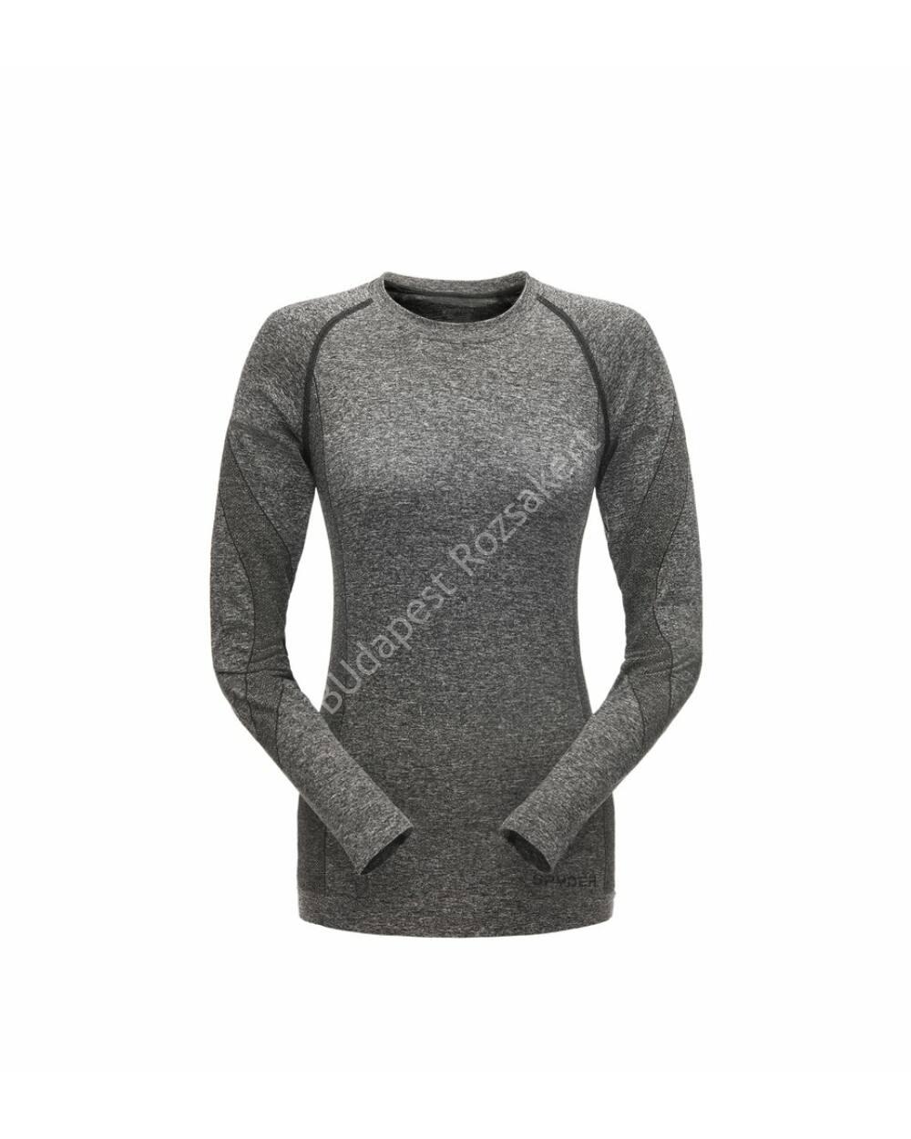 Spyder Runner női aláöltöző felső, szürke, M/L