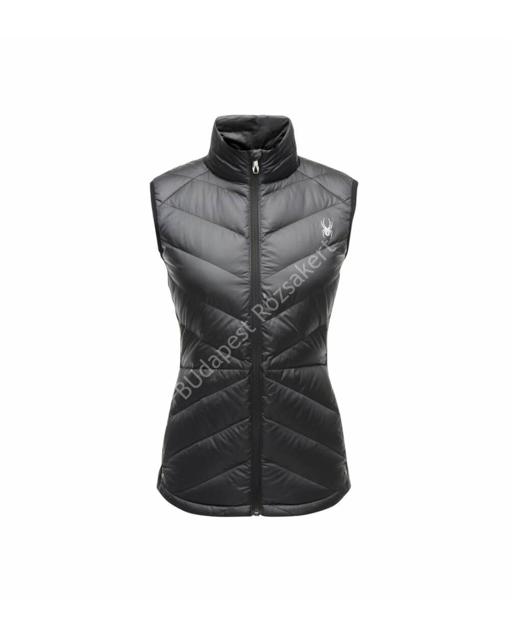 Spyder Solitude Down Vest női pehely, fekete
