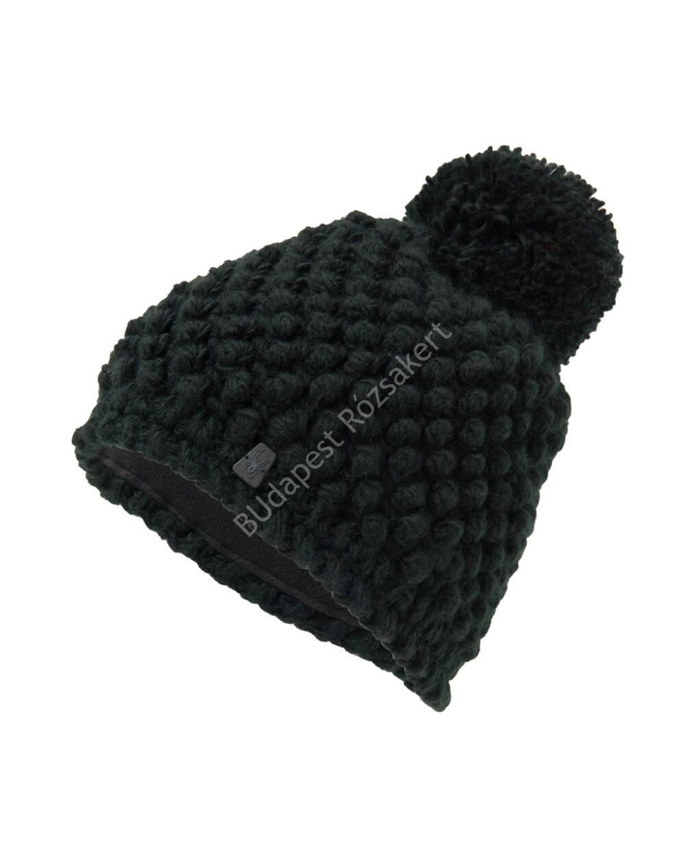 Spyder Brrr Berry Hat női sísapka, fekete