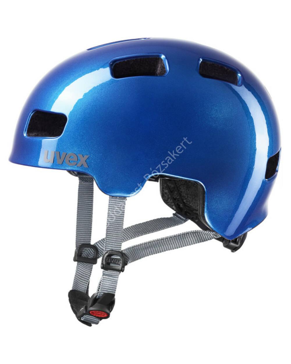 Uvex Hlmt 4 dark blue bukósisak, 51-55 cm